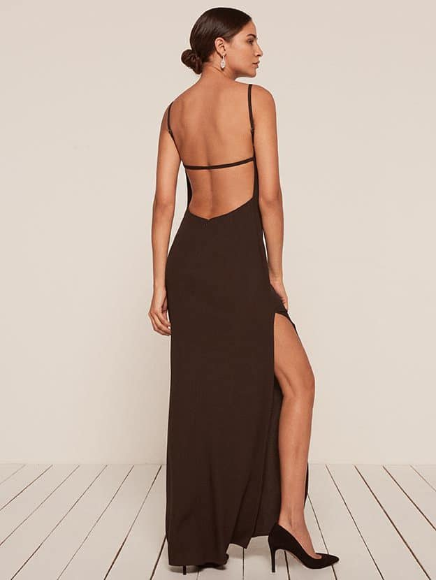 Pisa dress  back