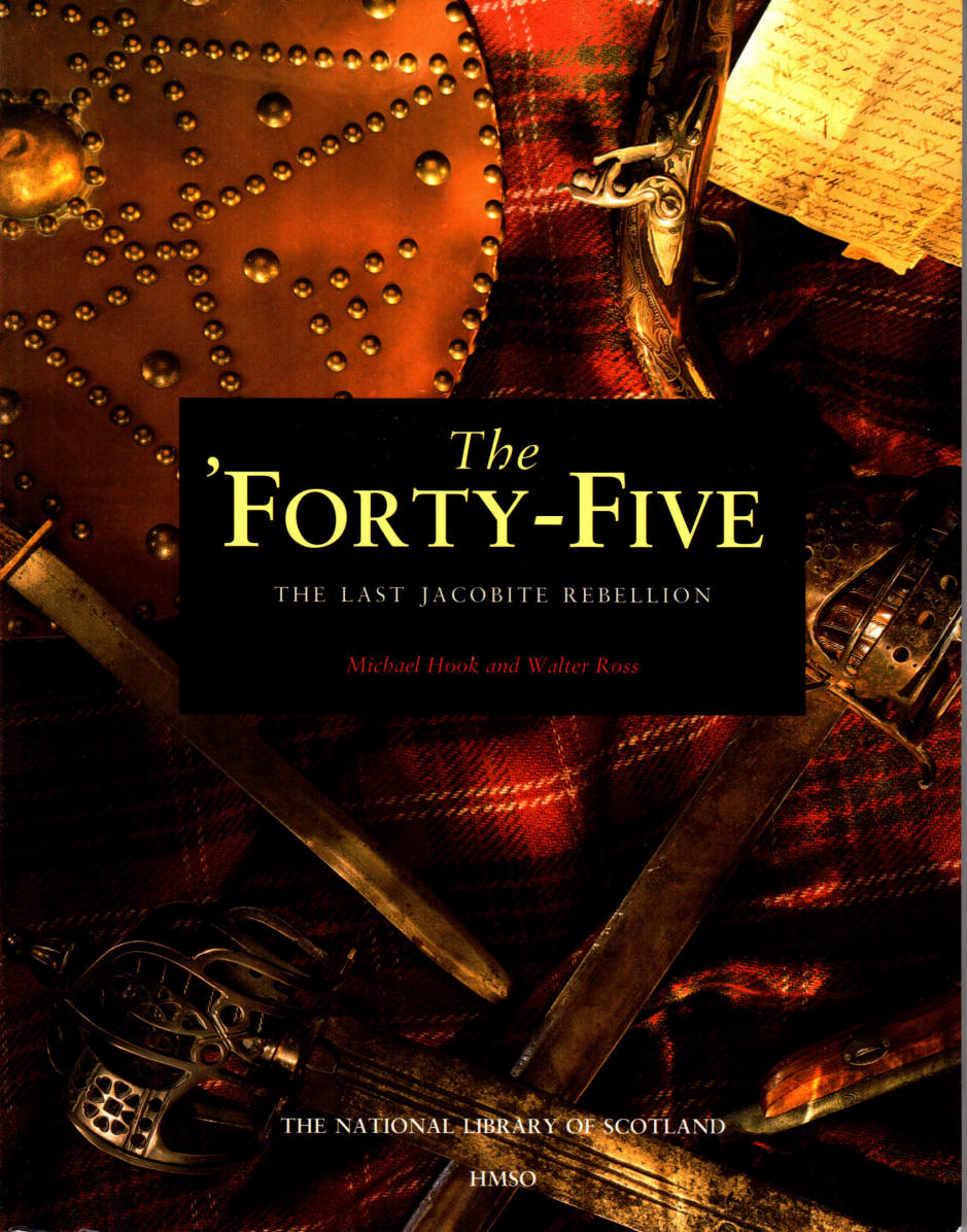 Image for The Forty-Five: The Last Jacobite Rebellion