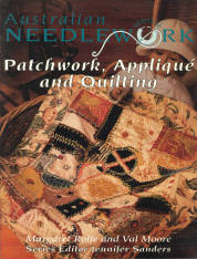 Image for Patchwork, Applique and Quilting (Australian Needlework Series)