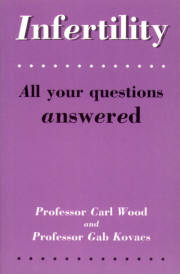 Infertility: All Your Questions Answered, Professor Carl Wood and Professor Gab Kovacs