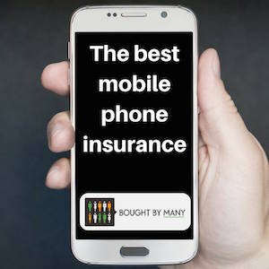The best mobile phone insurance companies