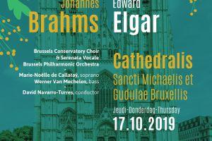 Ein deutsches Requiem at the Cathedral