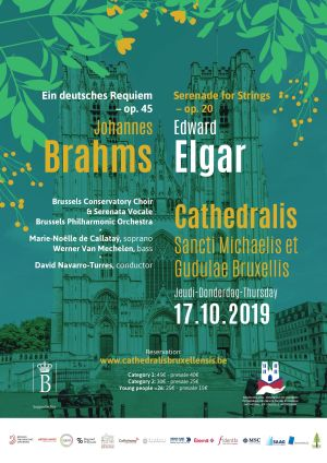 Ein deutsches Requiem at the Cathedral