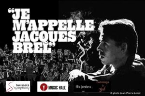 Hommage symphonique à Brel - Anvers