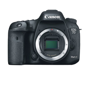 7D MKII Body Front Image
