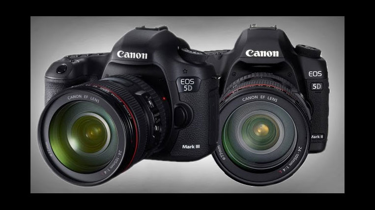 Review: Canon 5DMKII Vs 5DMKIII