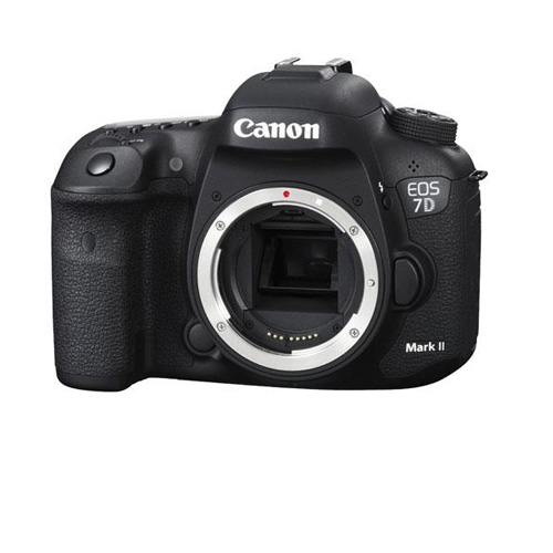 7D MKII Front Image