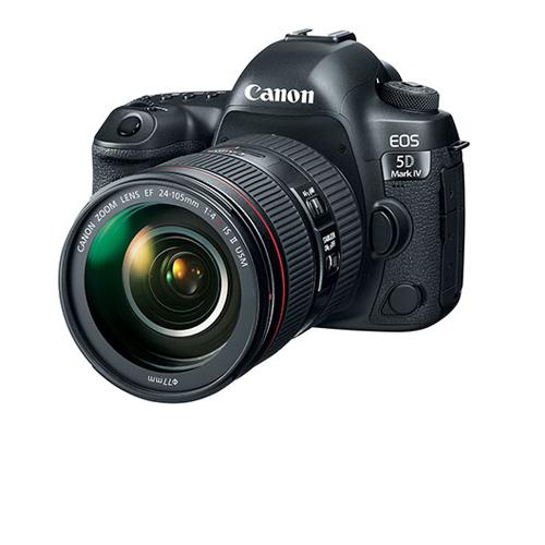 5DMKIV 24-105mm Lens Kit