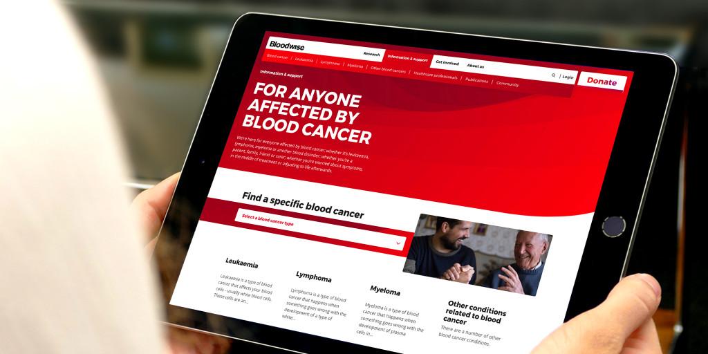 Bloodwise Website