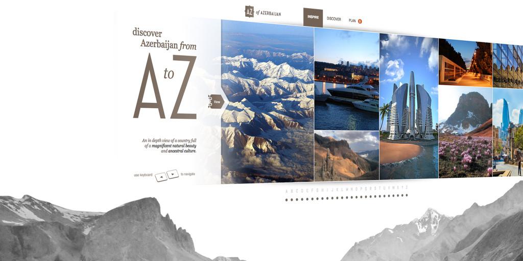 A-Z of Azerbaijan