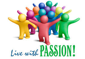 Live with Passion!