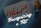Recognizing a Test