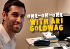One-on-One with Ari Goldwag