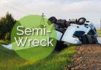 Semi-Wreck
