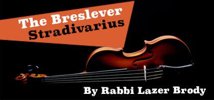 The Breslever Stradivarius