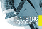 Pondering Proportionality
