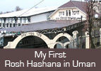 My First Rosh Hashana in Uman