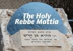 The Holy Rebbe Mattia