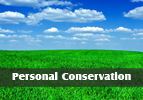 Personal Conservation