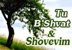 Tu B'Shvat and Shovevim