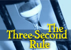 The Three-Second Rule