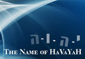 The Name of HaVaYaH