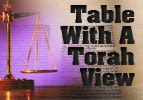 Table With A Torah View - Mishpatim