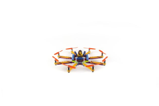 Flybrix Re-buildable LEGO Drone Kit