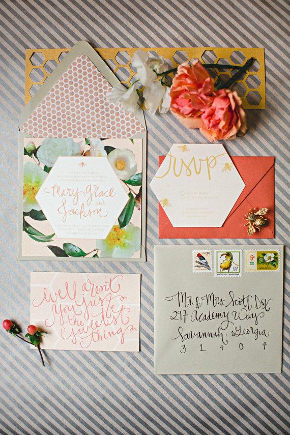 How To Correctly Address Wedding Invitations