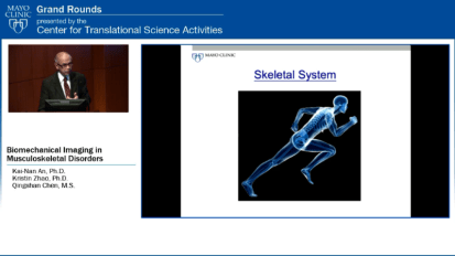 Grand Rounds (CME): Biomechanical Imaging in Musculoskeletal Disorders