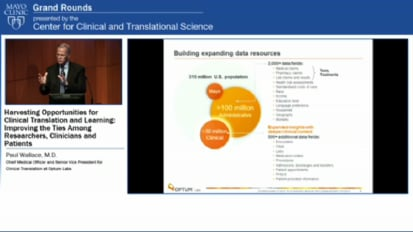 Grand Rounds: Harvesting Opportunities for Clinical Translation and Learning