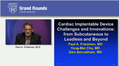 Grand Rounds: Cardiac Device Challenges and Innovation