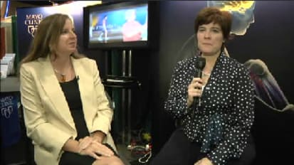 AAPM&R 2011 meeting — interview with Shari Wade, Ph.D.