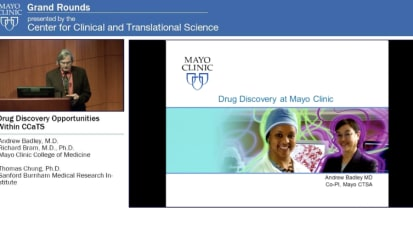 Grand Rounds: Drug Discovery Opportunities Within CCaTs