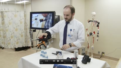 Rehabilitative Medicine Research Center Open House
