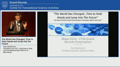 Grand Rounds: The World Has Changed, Time To Hold Hands and Jump Into The Future
