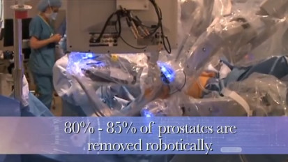 Robotic Neobladder Procedure
