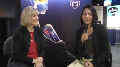 AAPMR 2011 Meeting: Interview with Kate Stolp