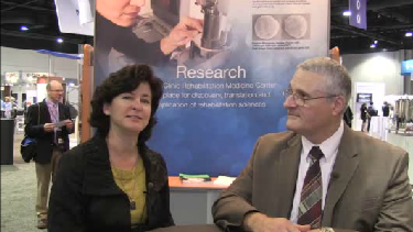 AAPMR 2012 Conference- Interview with Robert DePompolo
