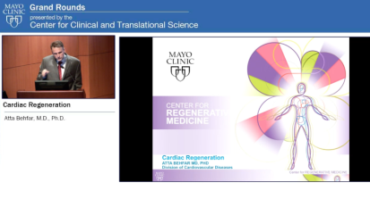 Grand Rounds: Cardiac Regeneration