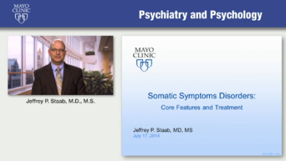 Somatic Symptom Disorders Part II: Core Features and Treatment