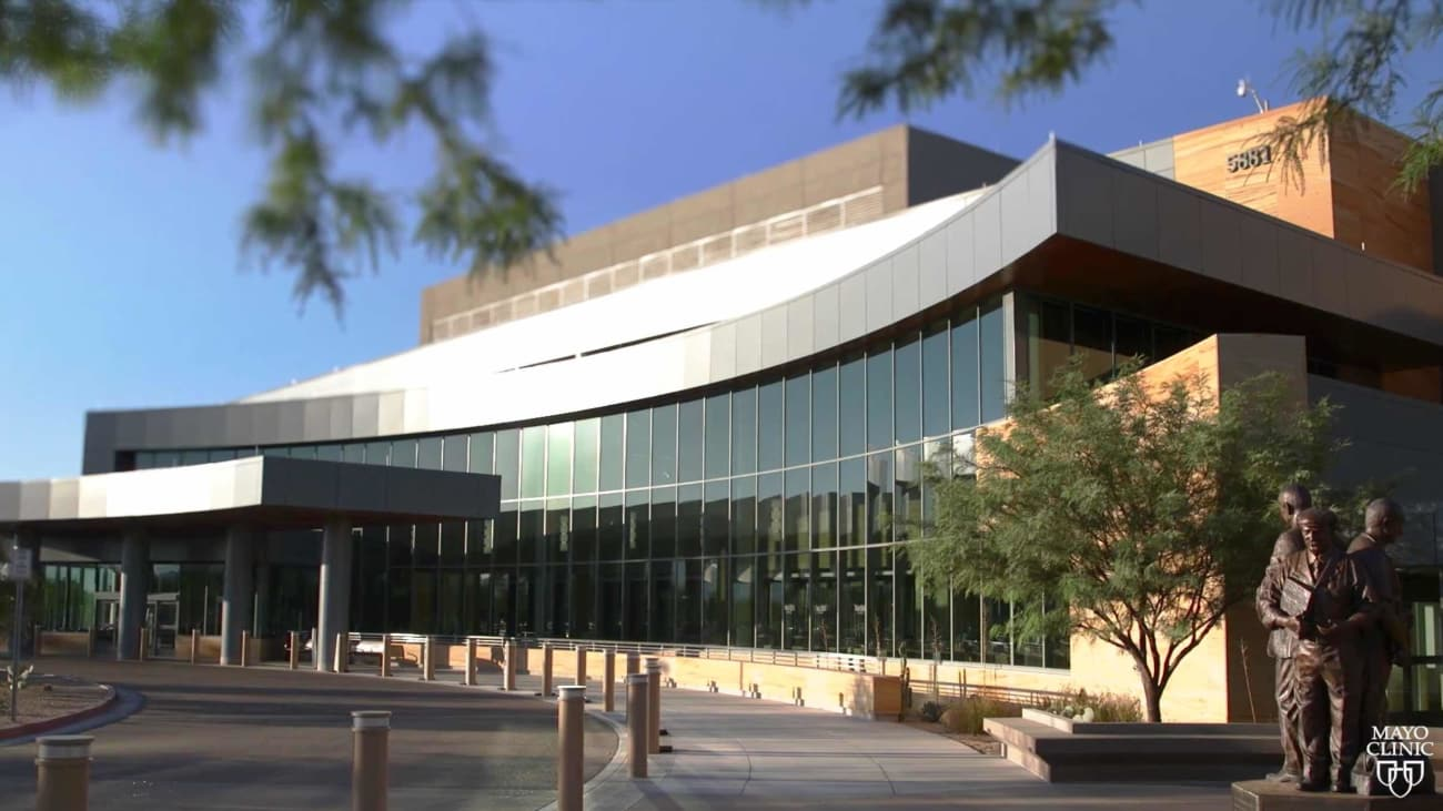Cancer care at Mayo Clinic's campus in Arizona