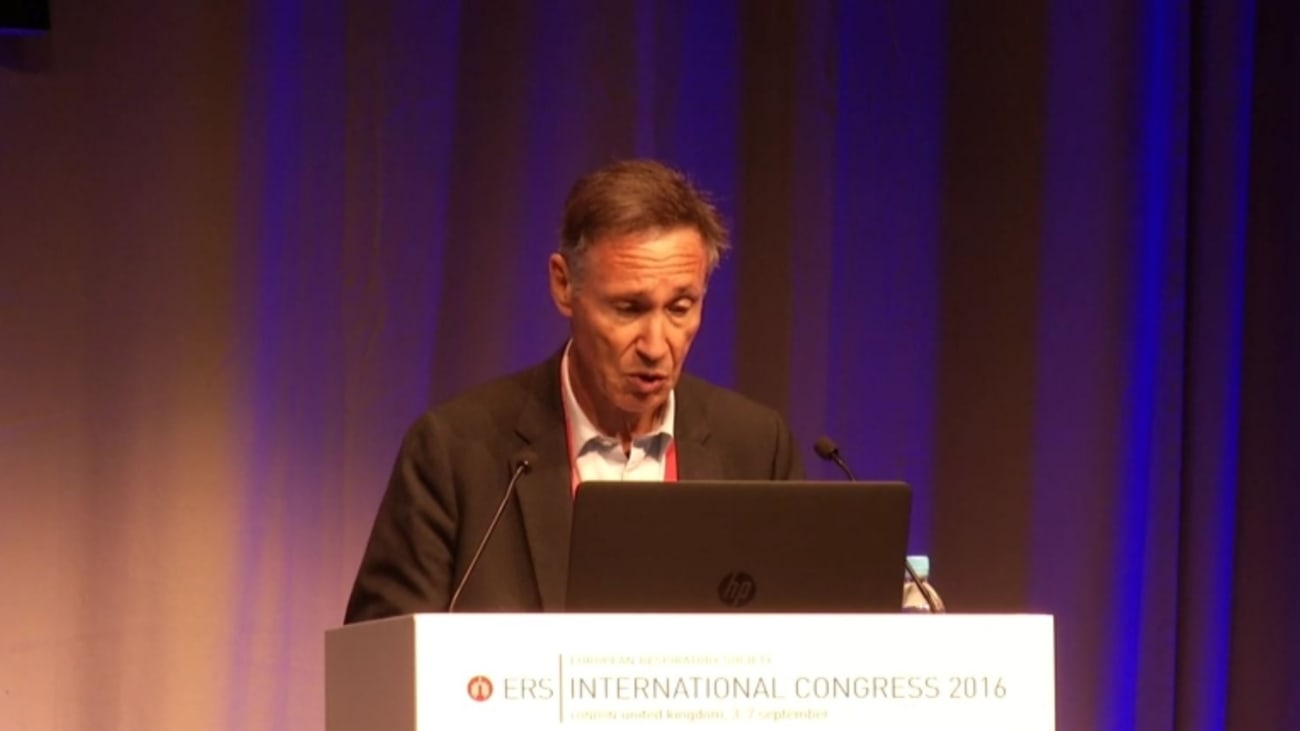Bronchial Thermoplasty: Asmatherm Trial & Mechanism of Action – ERS 2016 Presentation