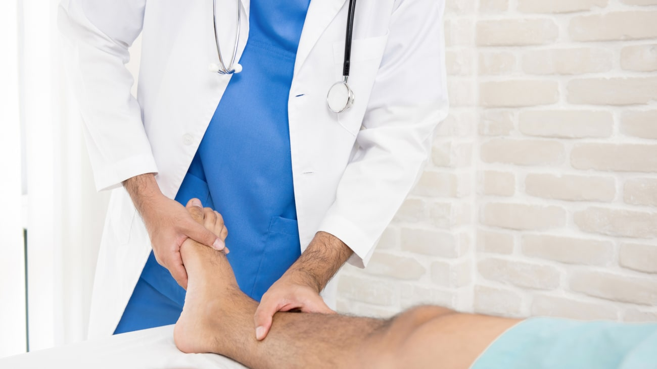 Physical Exam and Imaging of the Foot and Ankle