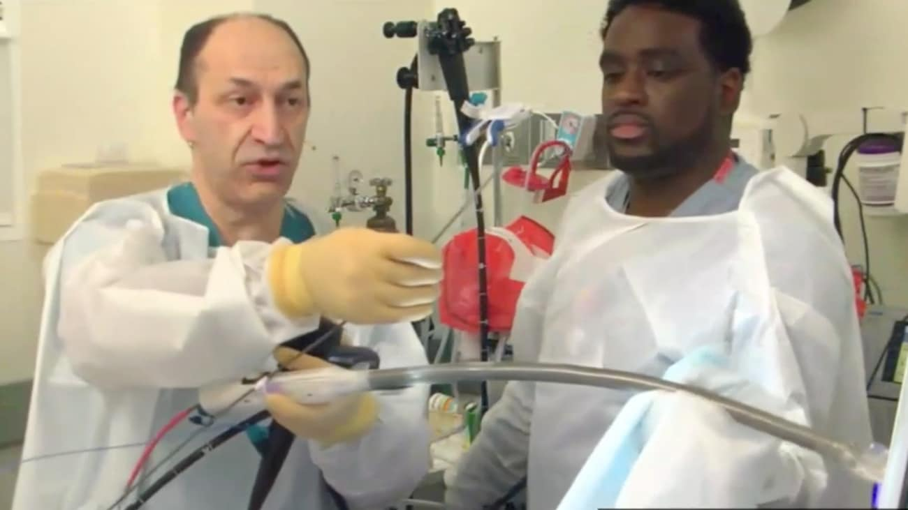2015 LI Live Endoscopy Course: Afternoon Live Procedure 2