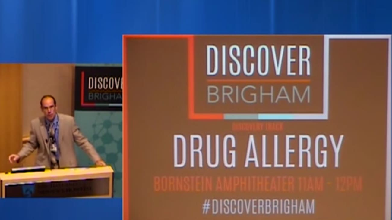 Discover Brigham Drug Allergy Research