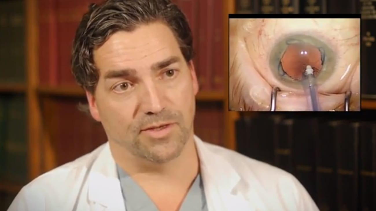 Making Modern Cataract Surgery Better