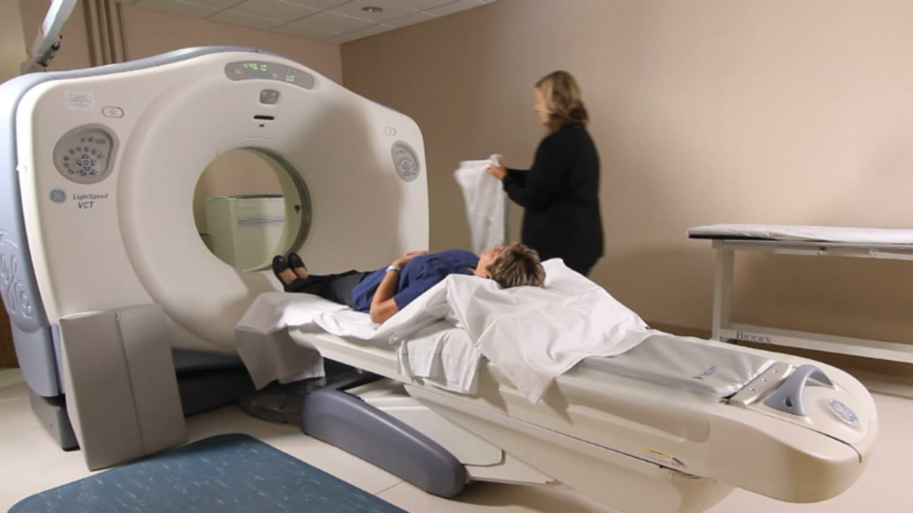Low-dose CT screening detects lung cancer when it's most treatable