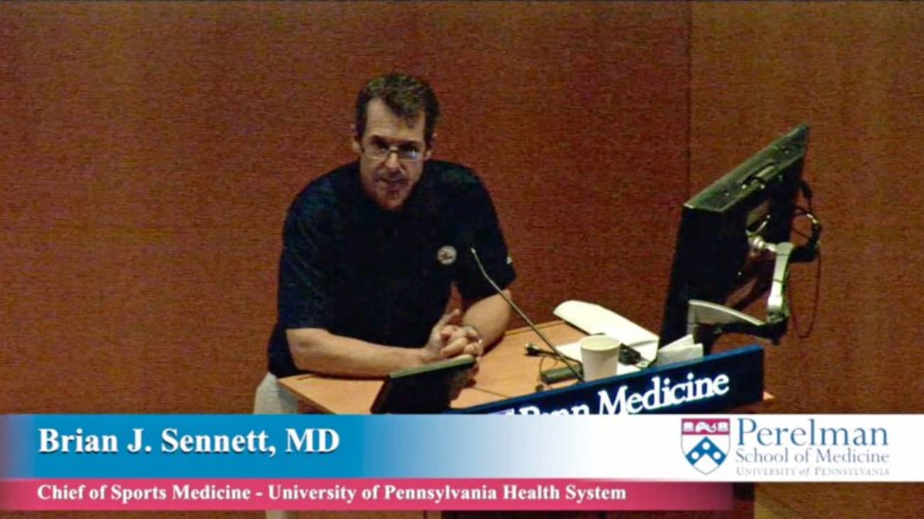 Case Studies In Sports Medicine Medial Meniscus Tear Penn