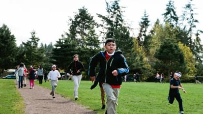 The Sports Institute at UW Medicine Launches The Daily Mile Program